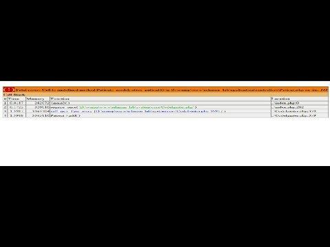 Show All Errors Codeigniter