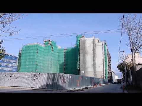 Παπαστράτος  - Piraeus Port Plaza -  Η ανακατασκευή των κτιρίων συνεχίζεται με αμείωτους ρυθμους