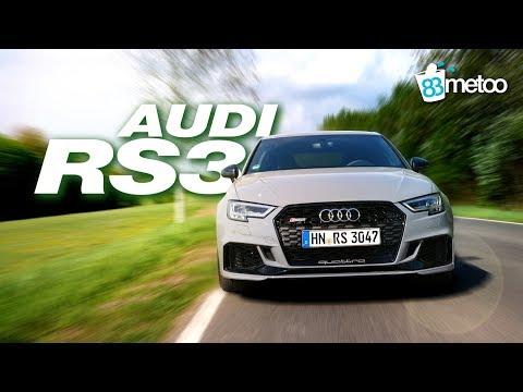 Audi RS3 Sportback Night POV Drive German Autobahn | 83metoo