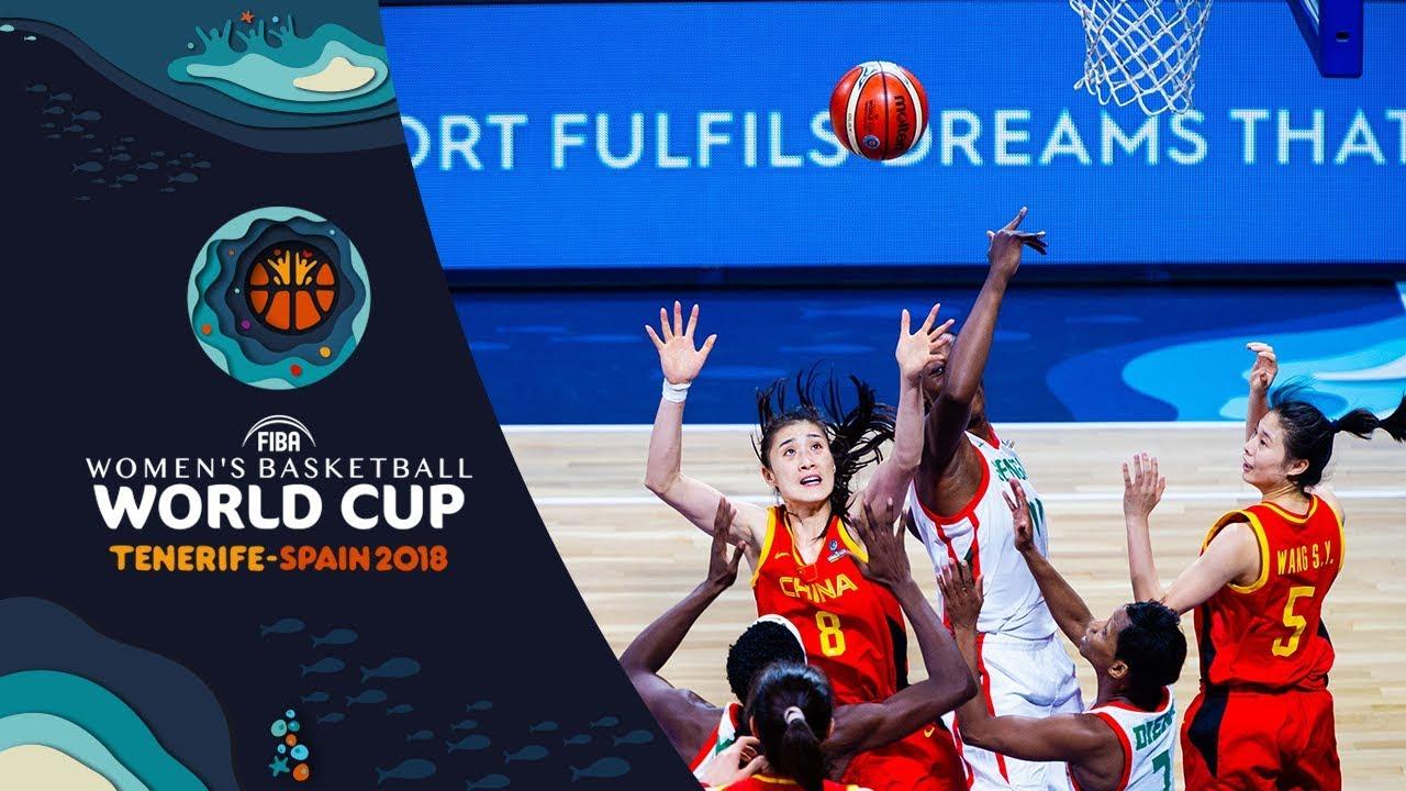 Senegal V China Full Game Coupe Du Monde De Basket Feminin Fiba