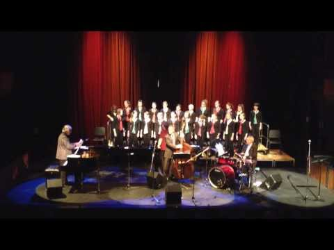 Laurie Holloway Trio with Jewel Tones Choir