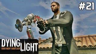 Dying Light Gameplay PC PL / FULL DLC [#21] KOSMICZNA Broń na UFO /z Skie