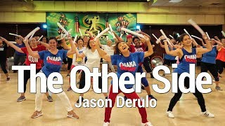 The Other Side - JASON DERULO Dance   Chakaboom Fitness - Choreography 4th of July