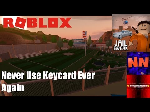 Roblox: JailBreak: How to get things WITHOUT KEYCARD: COLLAB WITH NUBNEB