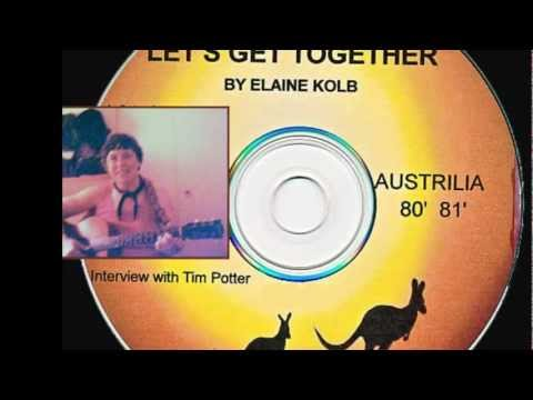Elaine Kolb interview with Tim Potter in Australia 1981