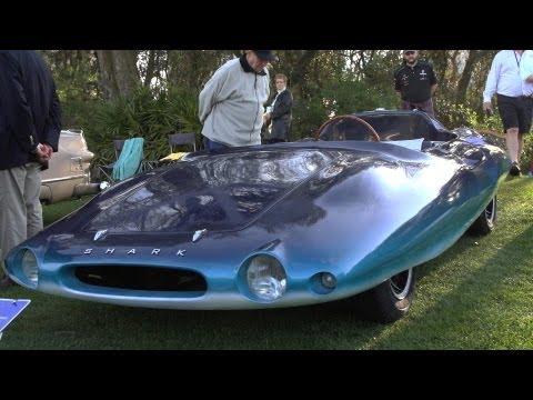 1962 El Tiburon Shark - Jay Leno's Garage