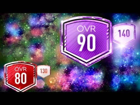 HOW I UPGRADED TO 90 OVR ! Biggest team upgrades and highest rated chemistry in fifa 20 Mobile