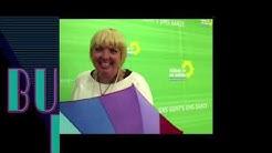 ICH BIN WIE ICH BIN - Bukkake Koks trifft Claudia Roth