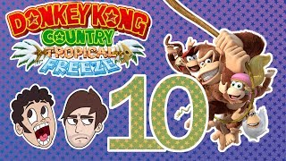 "Donkey Kong Country: Tropical Freeze (Part 10) - ""Scandinavian Porn"" [Don't Blow It]"