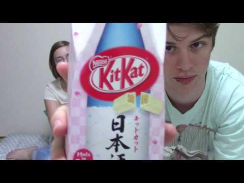Snacks we've found in Japan (part 1)