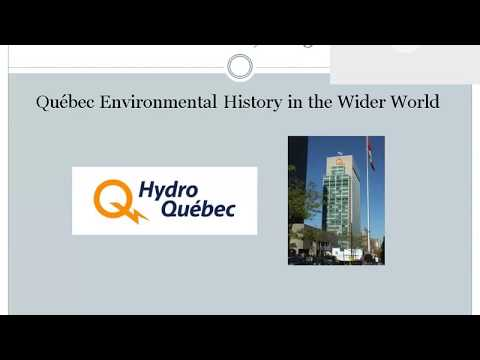 Indigenous people, the environment, and the problem of sovereignty in modern Québec