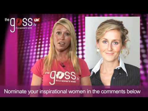 Inspirational woman: Martha Lane Fox - theGOSS.tv