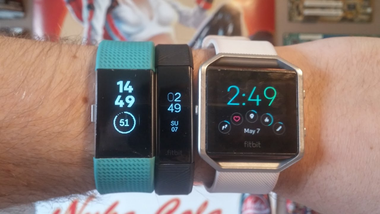 Fitbit Blaze vs AltaHr vs Charge 2 Review After Thorough ...