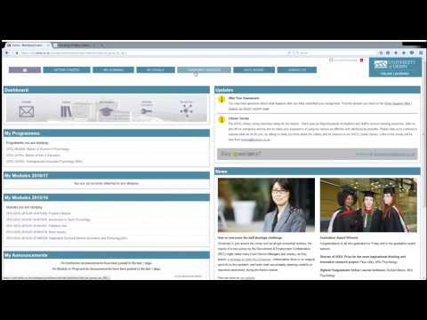 Discovering Online Learning at the University of Derby Webinar - Dec 2016