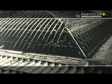 PANTHEON WEB TV - Pierluigi Nervi : a Sondrio una mostra e un percorso inediti