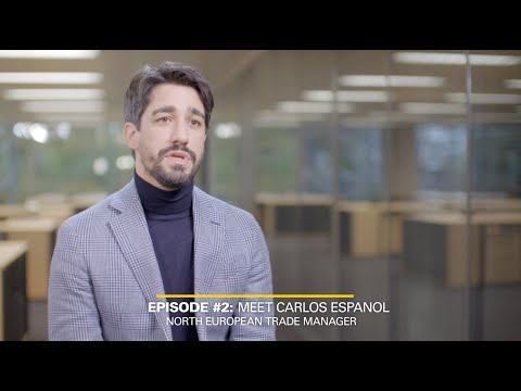 European & Short Sea Trade Managers in Spotlight – Carlos Espanol – Episode #2