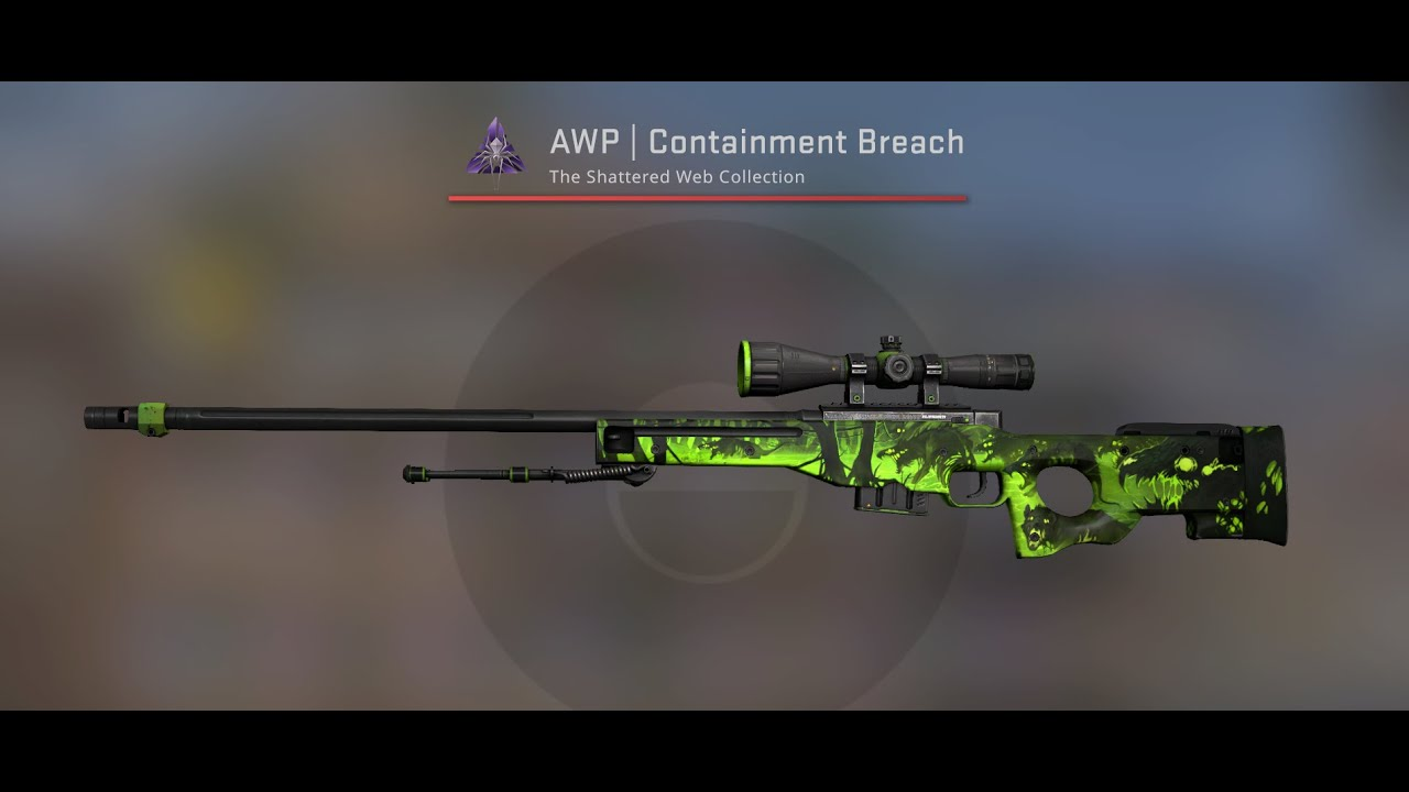 CSGO: AWP Containment Breach FT gameplay! - YouTube