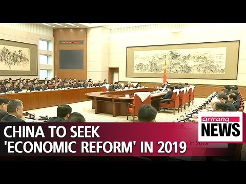 China to pursue 'economic reform' in 2019: Premier Li Keqiang