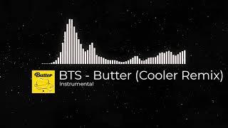 BTS (방탄소년단) - Butter (Cooler Remix) [Instrumental]