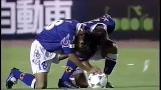 1998W杯フランス大会 アジア最終予選① 日本 vs ウズベキスタン