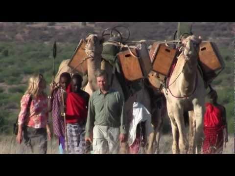 Tourism in Laikipia. Wild and Personal
