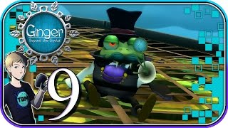 Ginger: Beyond the Crystal - Part 9: The Frog King