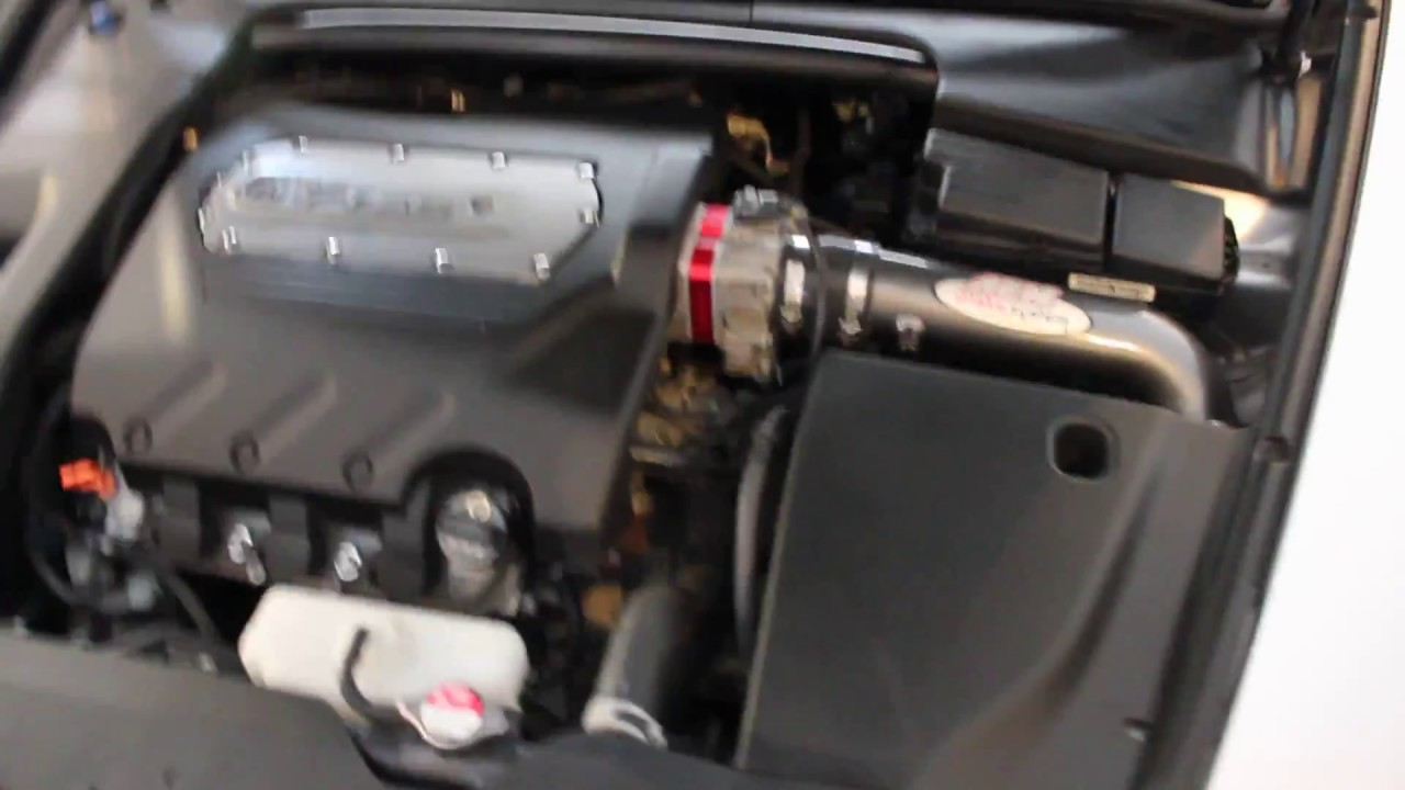 AEM Cold Air Intake V Acura TL YouTube - Acura tl cold air intake