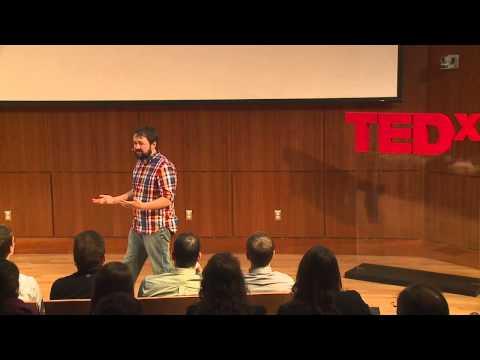 No wander, no wonder - preserving imagination amidst technology: Dan DiPasquale at TEDxVillanovaU