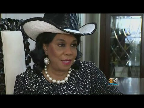 Rep. Wilson's Office Says She's Getting Threats Over Blasting Trump's Call To Widow