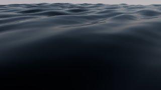 Ocean waves ( CINEMA 4D TUTORIAL )