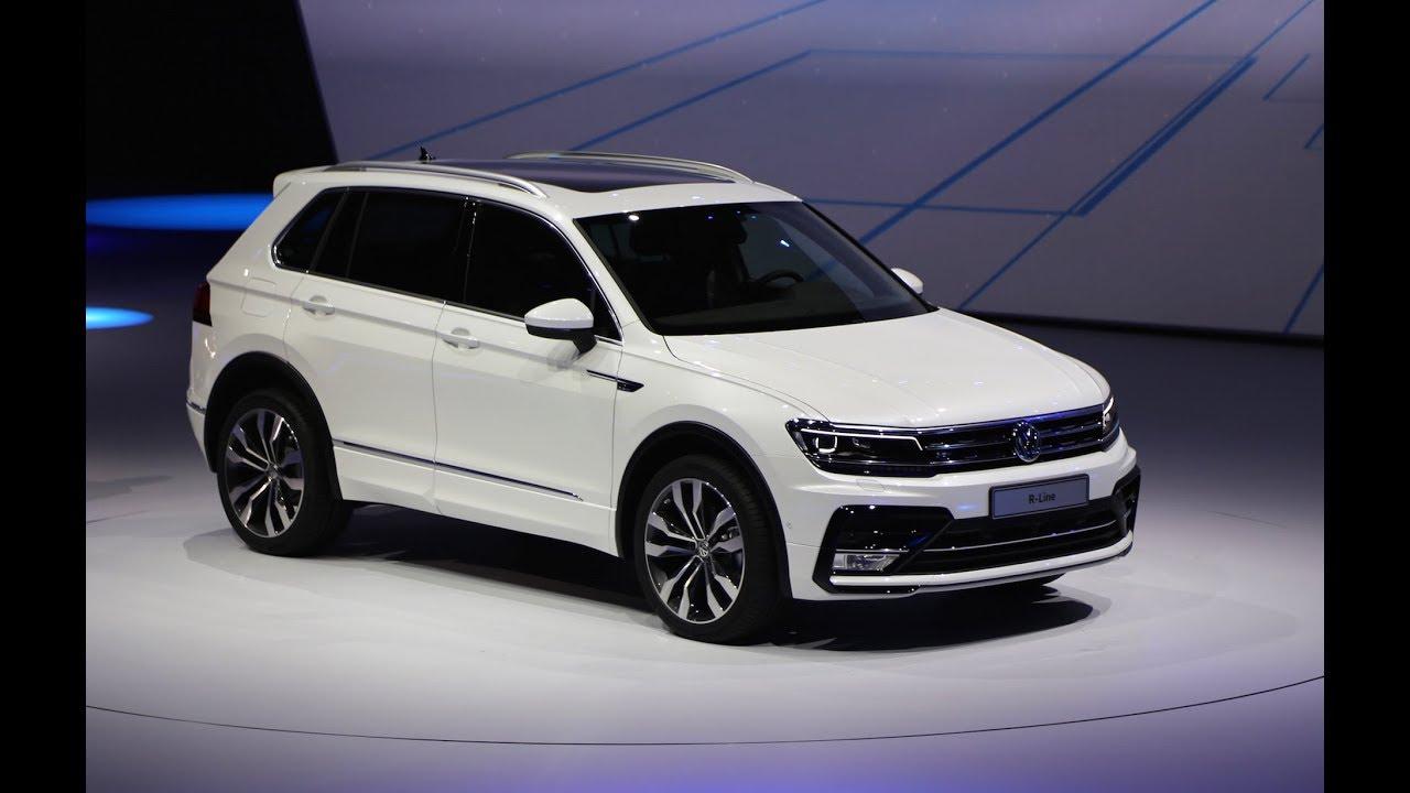 2019 Volkswagen Tiguan  Youtube