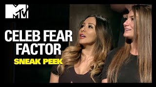 The 'Jersey Shore' Crew Faces Their Fears | Celebrity Fear Factor | MTV