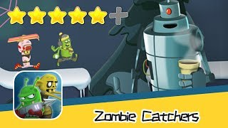 Zombie Catchers - Two Men and a Dog - Day 56 Walkthrough Weapon Upgrade Recommend index five stars