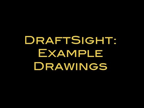 DraftSight – Four Example Counter Top Drawings (6 of 6)