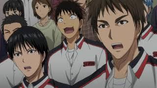смешные моменты из аниме баскетбол куроко