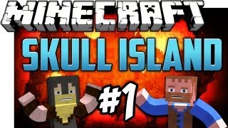 Minecraft: SKULL ISLAND | NEW ADVENTURE, Ep.1