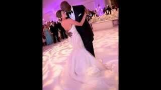 MICHAEL JORDAN New PIC  (Newlywed's First Dance) April 27, 2013