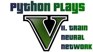 Training convolutional neural network for self-driving - Python plays GTA p.11
