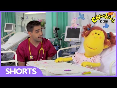 CBeebies | Get Well Soon | Staying in Hospital