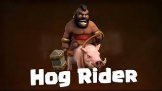 Clash Of Clans EP.2 Hogs riders STILL WORK!