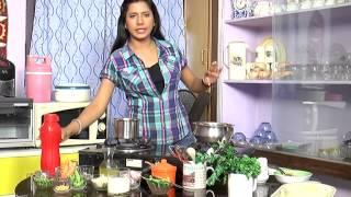 How To Prepare 'oats Soup' - Ruchulu Telugu