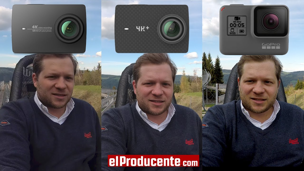 YI 4K+ Action Camera - 4K 60fps camera - Review - el Producente