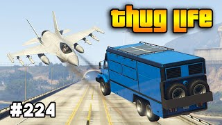 GTA 5 THUG LIFE AND FUNNY MOMENTS (Wins, Stunts and Fails #224)