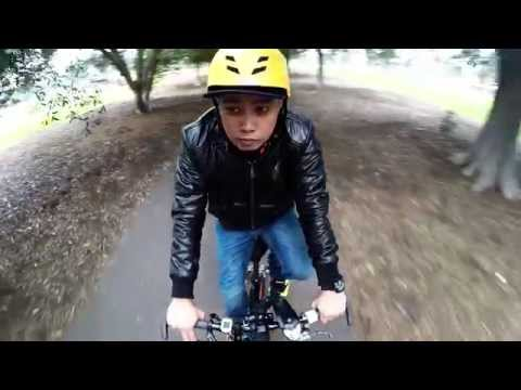 GoPro: Leisure Cycling in Melbourne Australia