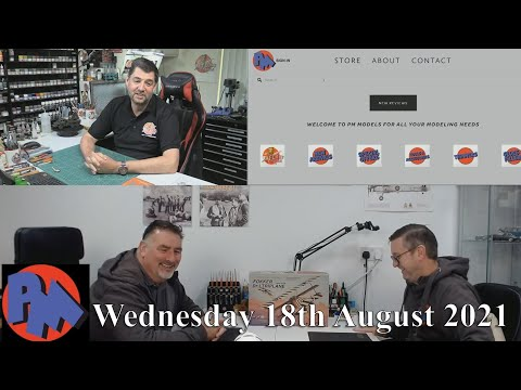 PM Models show 18th August 2021