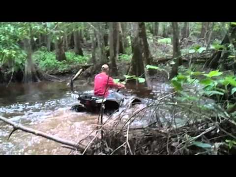 ATV Creek Riding - Northampton County, NC