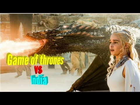 Watch India's connections with game of thrones || brain fresher