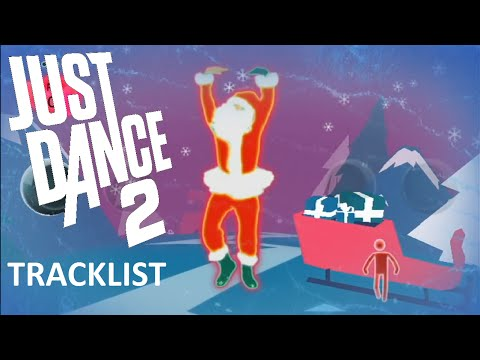 Just Dance 2 - Tracklist (+Summer Party)
