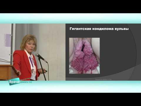 Шейка матки и вульвовагинальные болезни