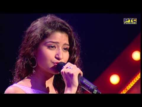 SAKSHI RATTI singing AKHIYAN CH PAANI | NACHATTAR GILL | Voice Of Punjab Season 7 | PTC Punjabi